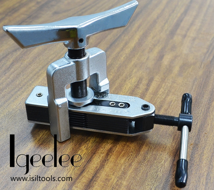 IGeelee Flexible 5-16mm Reamer Tool Tube Expander Universal Copper Tube Flaring Tool Kit CT-525
