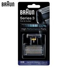 Сетка и режущий блок 31S для электробритв Braun Series 3