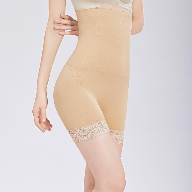 ZYSK Tummy Control Slimming Pants Women High Waist Trainer Body Shaper Slimming Belt Shapewear Women Seamless Control Panties 1