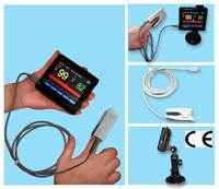 CONTEC Touch Screen Handheld portable Patient Monitor for PM60A SPO2 CE