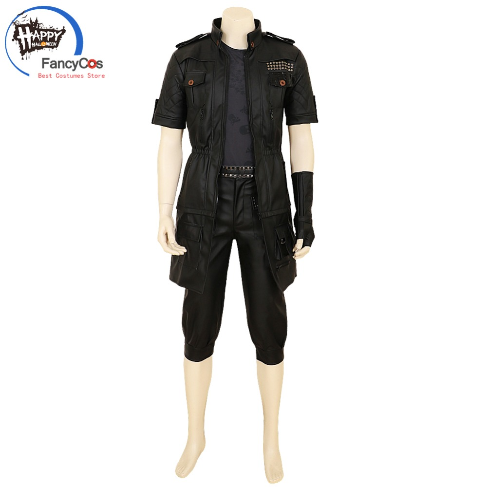 Halloween Original Noctis Lucis Caelum Cosplay Final Fantasy FF15 XV Costume Cosplay High Quality Deluxe Custom Made