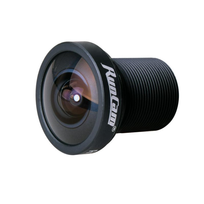 LeadingStar RunCam RC25G FPV Lens 2.5mm FOV 140 Degree Wide Angle for Split Swift Swift2 Mini Gopro Hero2 Split2 dualane aluminum alloy lens ring with screwdriver for gopro hero2 green
