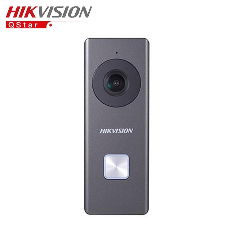 HIKVISION WiFi Video Doorbell DS KB6003 WIP Built in