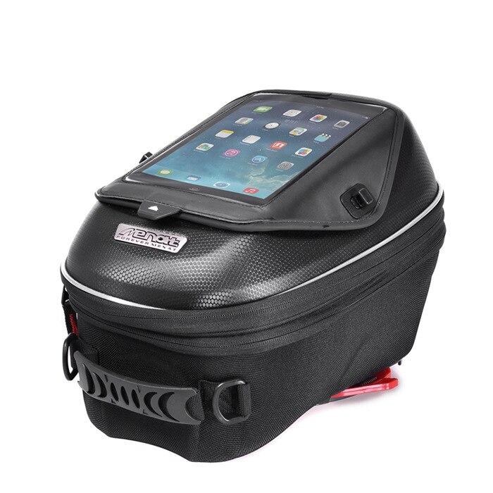 PRO BIKER sac de réservoir d'huile | Sac de réservoir de carburant pour moto à usage exclusif, sacs de course étanches, 1200 GS,