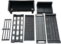 Statische-gratis Elektrostatische Preventie PCB Droogrek Opslag Stand Printplaat Houder Antistatische Lade Component Doos Insert