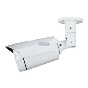 Image 4 - 5MP IP камера видеонаблюдения H.265 Onvif Metal Bullet Водонепроницаемая видеонаблюдение 48V PoE сетевой массив уличная видео наблюдение