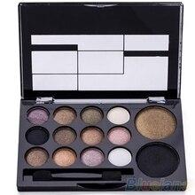 14 Colors Makeup Shimmer Eyeshadow Palette Cosmetic Neutral Nude Warm Eye Shadow  6ZI6 7GRU 8TPX