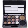 14 Cores Shimmer Eyeshadow Palette de Maquiagem Cosméticos Nu Neutro Sombra de Olho Quente 6ZI6 7GRU 8TPX