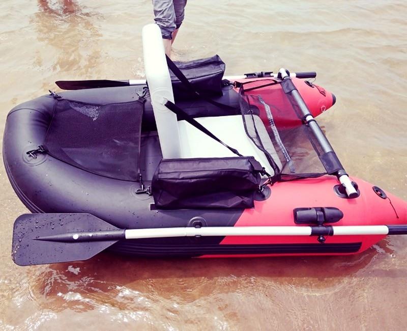 Bateau de pêche d'une personne, bateau de pêche gonflable de PVC bateau de pêche bon marché fabriqué en chine/petit tube de flotteur de bateau de ventre