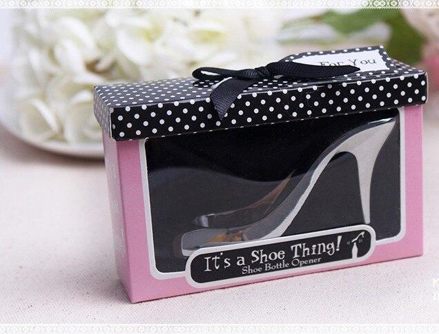 무료 배송 50 개/몫 웨딩 부탁 구두 오프너 그것은 신발 일 파티 선물 발렌타인 선물 웨딩 기념품-에서그릇부터 홈 & 가든 의  그룹 1
