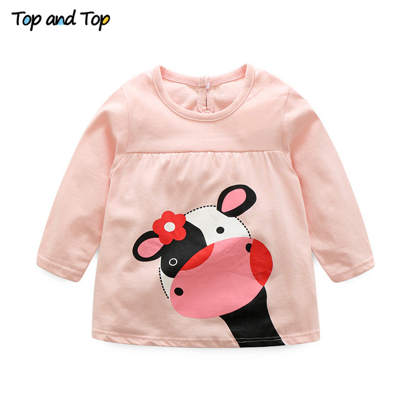 Hot-sale-spring-autumn-baby-girl-clothes-casual-long-sleeved-T-shirtPants-suit-Tracksuit-the-cow-suit-of-the-girls-3