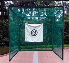 Golf Practice Net Professional Golf Cage Golf Trainer