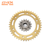 Front & Rear Sprocket Kit 17T 42T 525 For BMW F650GS 08 12 2008 2012 F800GS 08 17 08 09 10 11 12 13 14 15 16 17 F700GS