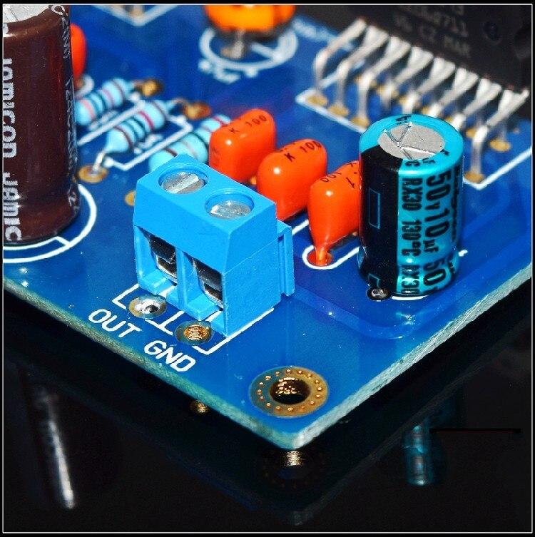 Image 2 - TDA7293 300W Mono Power Amplifier Board three Parallel BTL AMP DIY Kitsamp diy kitbtl ampmono power -