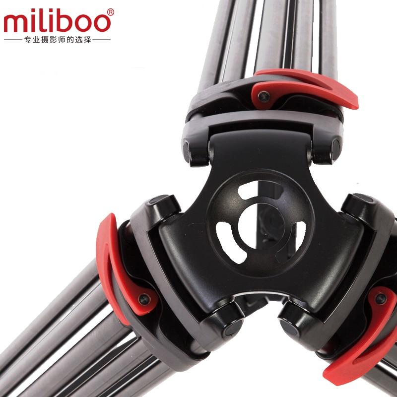 miliboo MTT603A aluminium bärbar kamera stativ för professionell - Kamera och foto - Foto 3