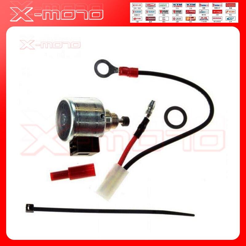 US $23 99 40% OFF|Wholesale Fuel Solenoid Repair Kit Kohler CH11 CH16 CV11  CV16 w/ Walbro Carburetor 1275709 -in Carburetor from Automobiles &