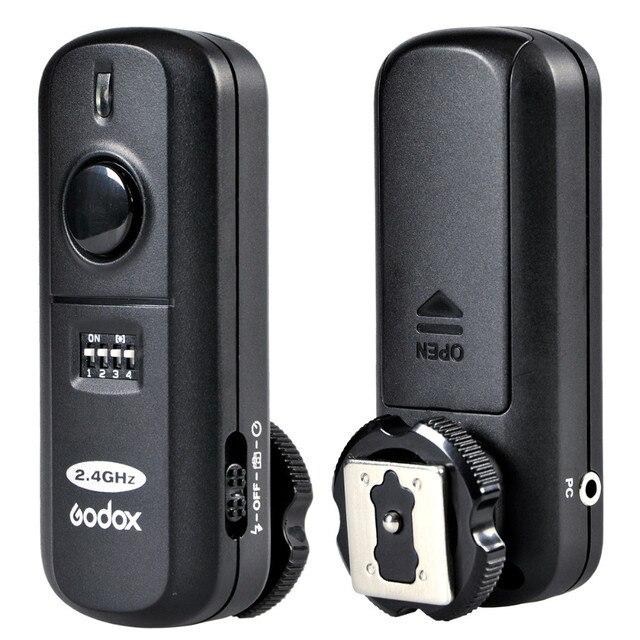 Godox FC 16 2.4G اللاسلكية عن بعد فلاش الزناد 16 قنوات ل بنتاكس K 1 K 3 K 3II K5 K 5 IIs K 30 K 50 K20D K100D K110D cs 205