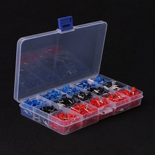 1065 Pcs Insulated Cord End Terminal Bootlace Cooper Ferrules Kit Set Wire Copper Crimp Terminals