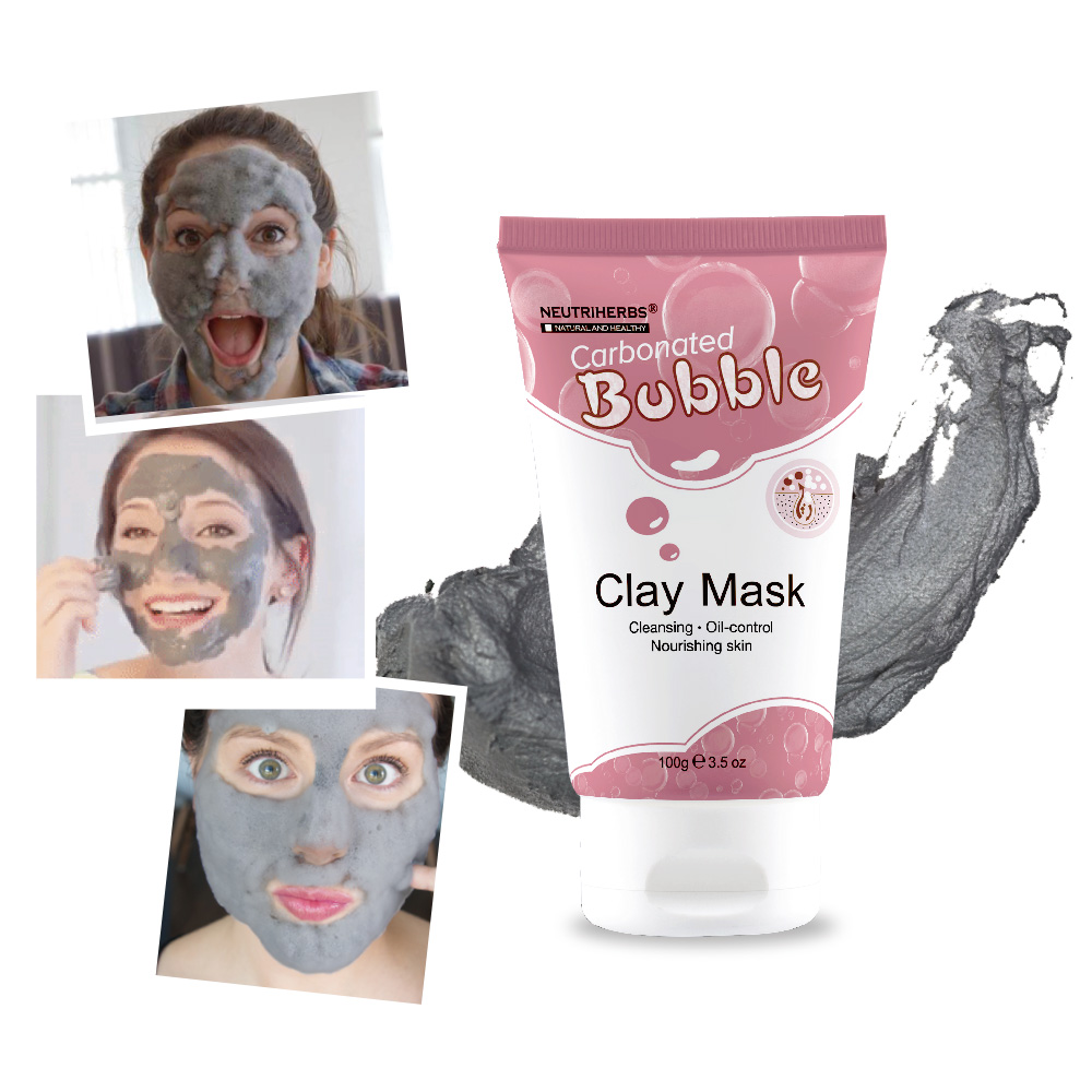 Carbonated Bubble Clay Mask (8)