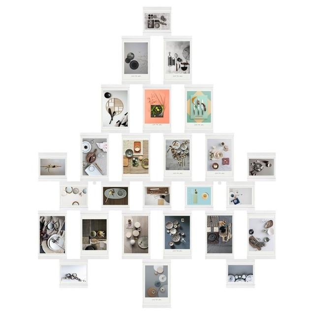 Home Decor Set Transparent Multifunctional Collage Photo Frames Of ...