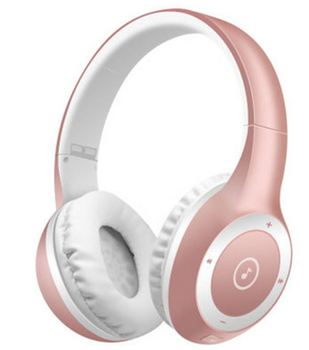 Foldable Wireless Bluetooth Sport Earbuds Headphone Stereo Headset Earphone