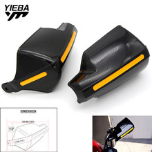 цена на Motorcycle Accessories Plastic Handlebar Protector Hand Wind Guards for HAYABUSA/GSXR1300 GSX1400 GSF650 GSF1200 GSF1250 BANDIT