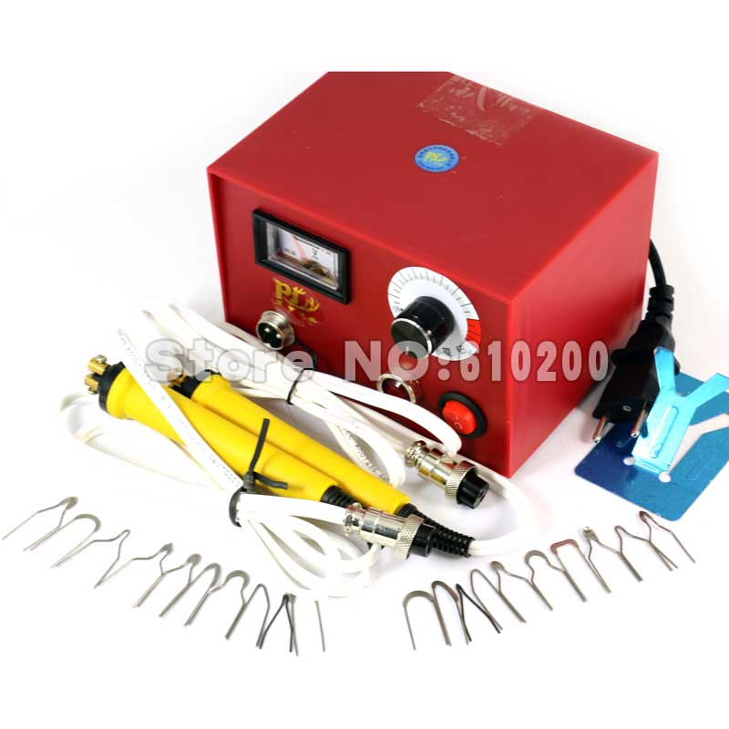 Electrocautery pen Pyrography machine Pyrograph pen 50W 220V 2 PCS Handle 20 pcs solder tip for