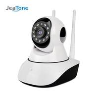 JeaTone Home Security IP Camera Wi Fi Wireless Mini Network Camera Surveillance Wifi 720P Night Vision