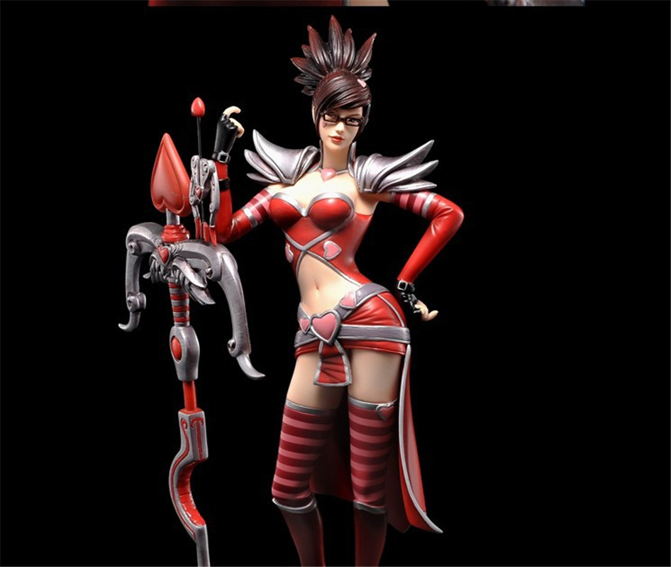 WVW 23CM Sports Game Dolls LOL Shauna Vayne VN Yasuo Zed Play Arts Model PVC Toy Action Figure Decoration For Collection Gift pupa лак для ногтей lasting color gel 014 мечта принцессы