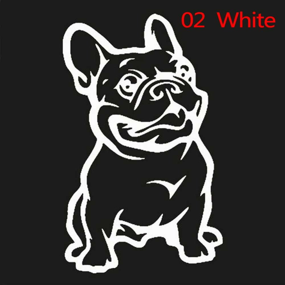Personalized French Bulldog Decal Custom Vinyl Graphic//Bumper Sticker Car Dog