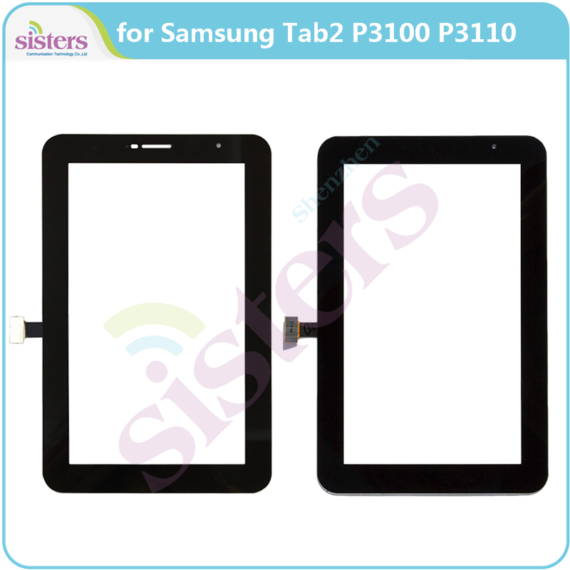 Touch Screen For Samsung Galaxy Tab 2 7.0 P3100 P3110 Touch Sceen Digitizer Tab2 GT-P3100 Touch Glass Tablet Panel Glass 3G WIFITouch Screen For Samsung Galaxy Tab 2 7.0 P3100 P3110 Touch Sceen Digitizer Tab2 GT-P3100 Touch Glass Tablet Panel Glass 3G WIFI