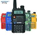 BaoFeng УФ-5R Walkie Talkie Профессиональный CB Радио Baofeng UV5R Трансивер 128CH 5 Вт УКВ и УВЧ Портативных УФ 5R Для охота Радио