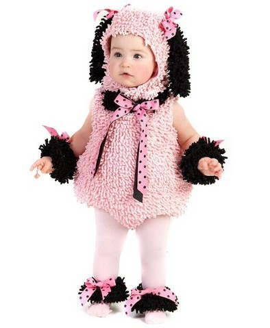 toddler children poodle dog halloween costume great costume for your