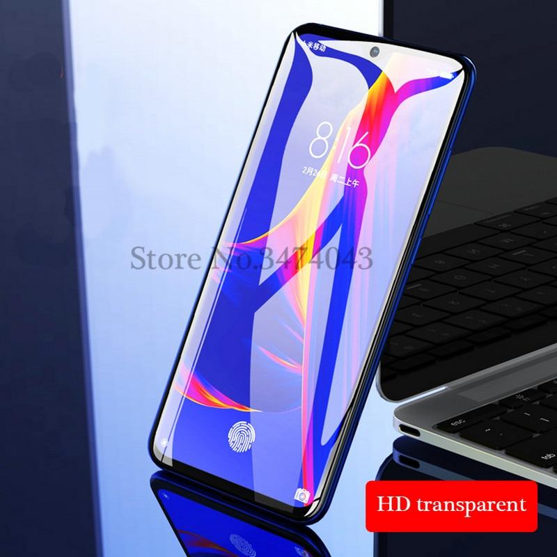 2Pcs/lot 9H Tempered Glass for Xiaomi Mi 9 MI9 SE 9T pro Screen Protector Full Cover Glass For Xiaomi Mi 9 9T SE Protective Film