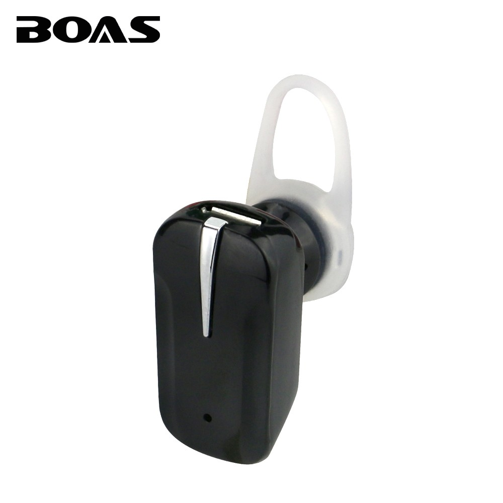 Mini Bluetooth Earphone Wireless 4.1 Buit-in Mic Handsfree Headphone Music Play Headset with Earhook Universal for Iphone Xiaomi boas car driver bluetooth earphone wireless handsfree handphone base charger dock in ear hook headset with mic for iphone xiaomi