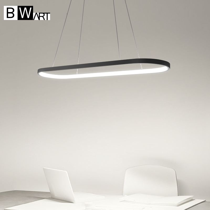 Image 3 - BWART Modern pendant light LED pendant lamp pendant on line fixtures abajour for dining living room bedroom kitchen salon-in Pendant Lights from Lights & Lighting