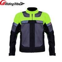 Motorcycle Summer Jacket Protector Motorbike Moto Rider Body Guards Breathable Jackets Waterproof Clothing Vest