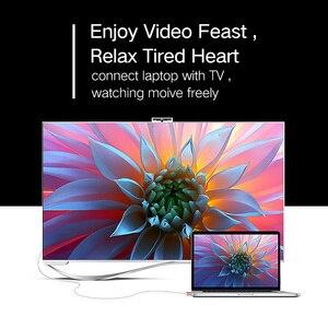 Image 4 - Ugreen 4KสายHDMI Slim HDMIถึงสายHDMI 2.0 PS4 Apple TV Splitter 60Hz audio Video CaboสายHDMI 2.0