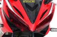 MTKRACING FOR HONDA CBR150R CBR 150R CBR150 R 2017 2018 motorcycle Headlight Protector Cover Shield Screen Lens