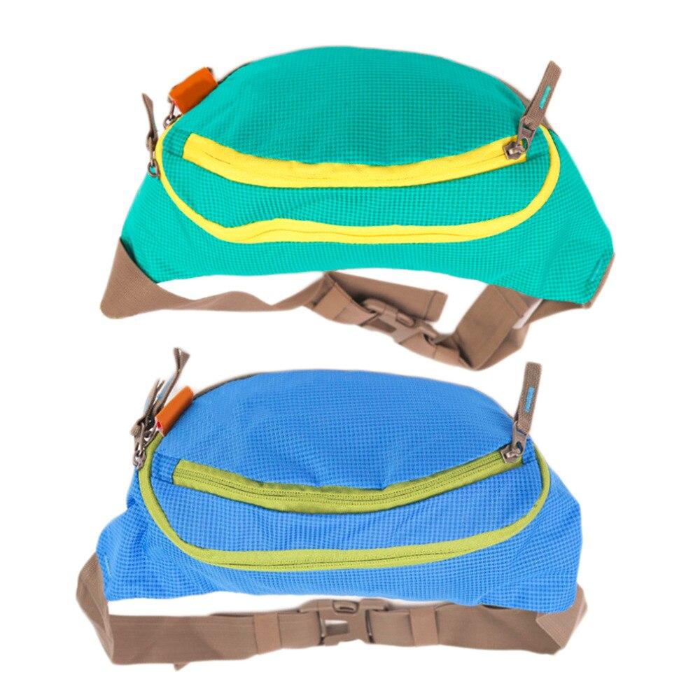 Deportes Running paquete de Fanny Pack de Bolsas de cintura Bum Bag Hip Dinero