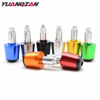 High Quality With 22mm 7 8 Motorcycle Handle Grip End For Bajaj Pulsar 200 Ns
