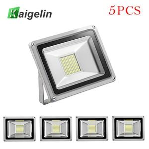 5Pcs 30W LED Flood Light 220V-
