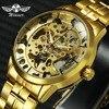 WINNER Men's Skeleton Dress Automatic Mechanical Watches