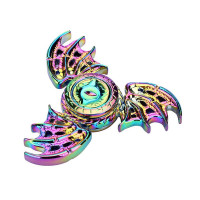 2017 Hot Metal Tri Spinner Dragon EDC Fidget Toy Game Of Thrones Hand Spinner Metal Finger