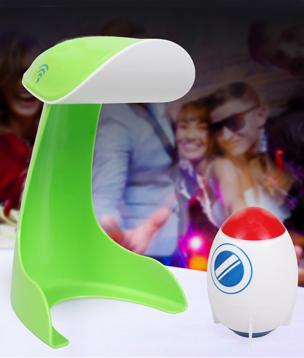 Lévitation magnétique Flottant Globe Chaud Air Ballon soucoupe Volante Anti Gravité Rotation Carte Du Monde avec LED Lumière pour Enfants Edu
