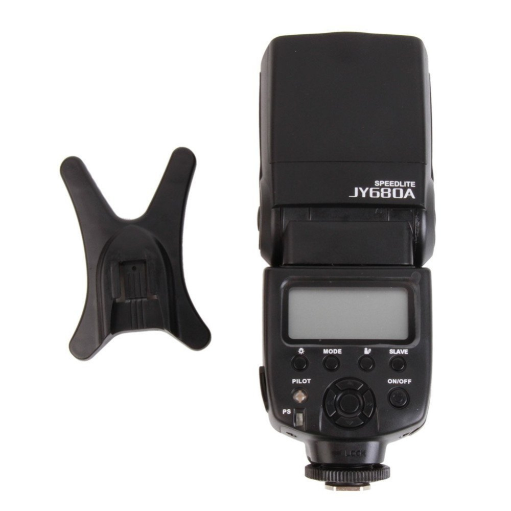 VILTROX JY-680A Photo Studio Universal LCD flash speed light for camera Photo