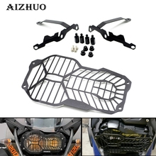 Hot Motorcycle Headlight Head light Grill Guard Cover Protector For BMW R1200GS ADVENTURE 2013 2014 2015 2016 R 1200GS 1200 GS for bmw r1200gs headlight grille guard cover protector head light for bmw r1200gs r1250gs lc adventure 1200gs gsa 1250 2013 2018