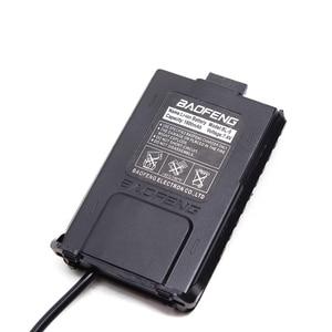 Image 3 - 2Pcs Baofeng UV 5Rแบตเตอรี่Eliminator Car Charger UV 5RวิทยุแบบพกพาสำหรับBaofeng UV 5RA 5RE