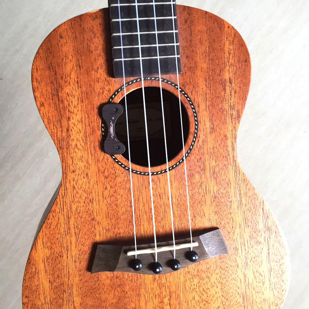ukulele soundhole pickups acoustic guitar preamp system free hole pickup ukulele uke hawaii. Black Bedroom Furniture Sets. Home Design Ideas