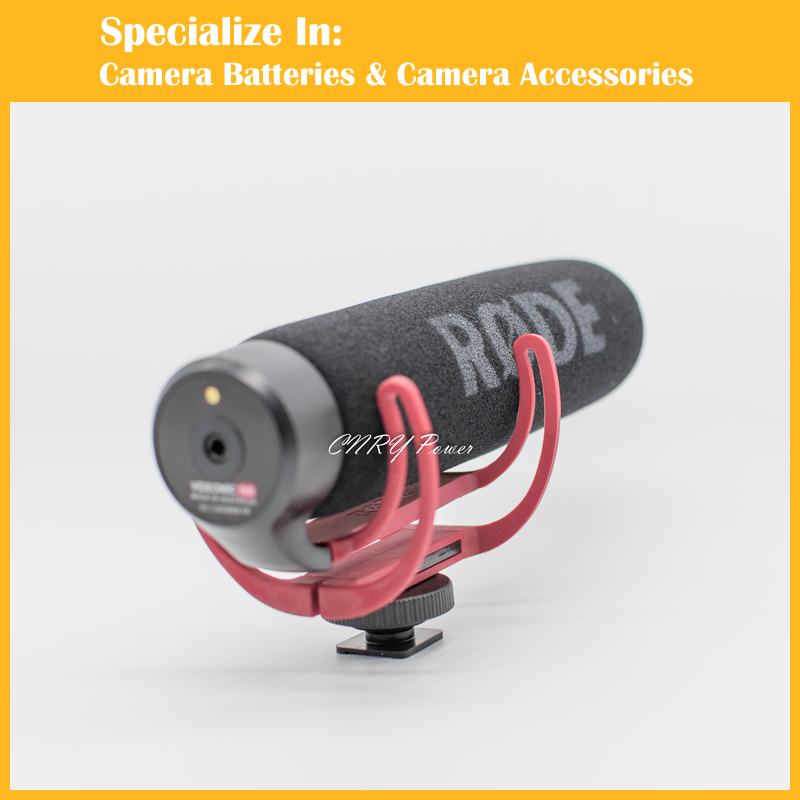 Professional Video Recording Mic Rode VideoMic Go Microphone